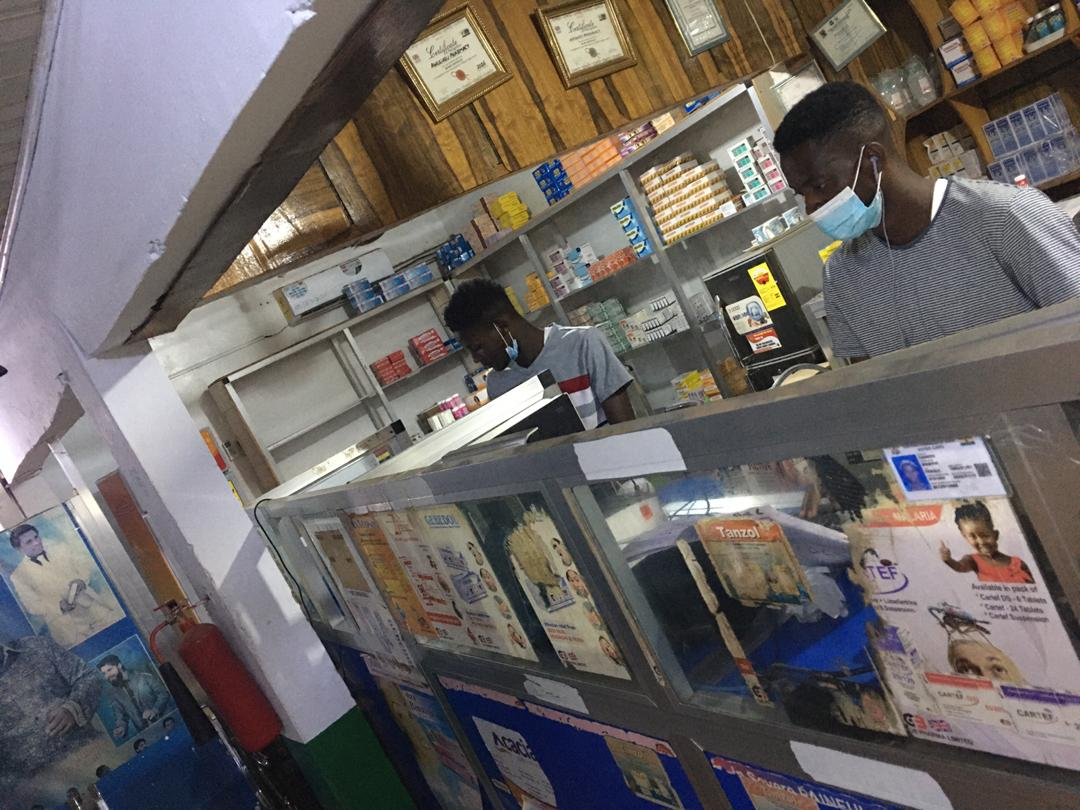 Awalugu Pharmacy: Eliminating daily sales losses due to employee theft.